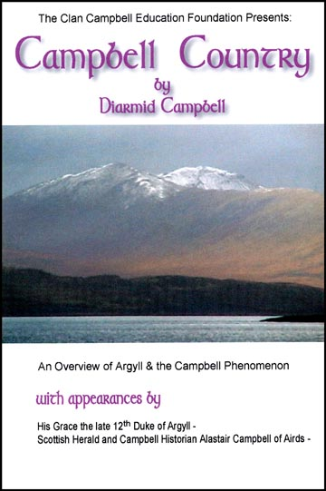 Campbell Country by Diarmid Campbell 2 DVD Set Cover 1