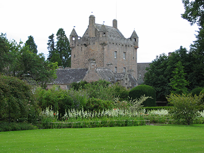Cawdor Castle Keep Clan Campbell Castles