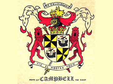 Duke of Argyll Coat of Arms