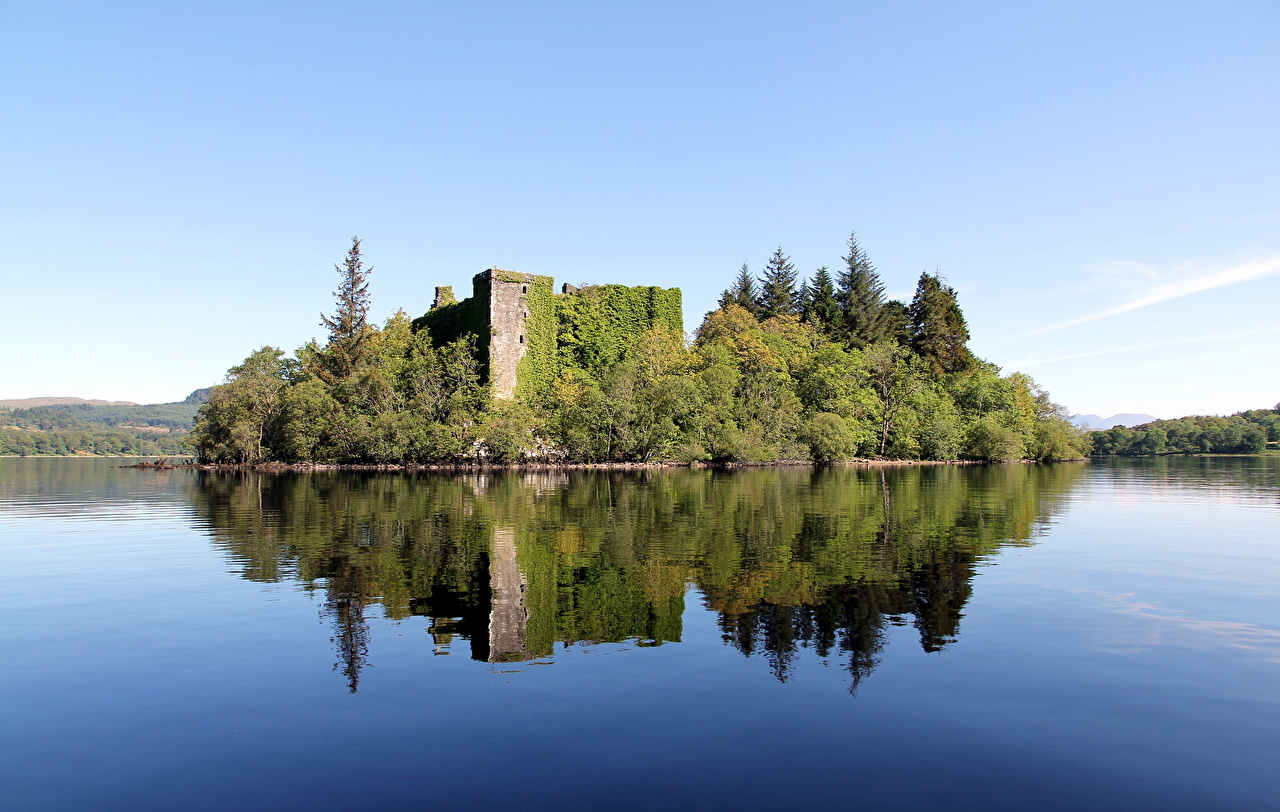 Innis Chonnel Castle, Scotland 1