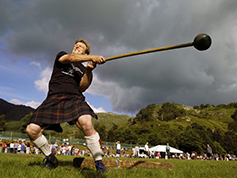 Scottish Highland Games Calendar