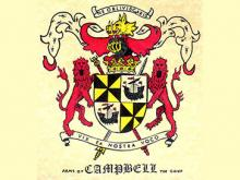 Duke of Argyll Personal Coat of Arms