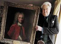 Alastair-Lorne-Campbell-of-Airds-with-Portrait-of-John-Campbell-2nd-Duke-of-Argyll-and-1st-Duke-of-Greenwich.jpg