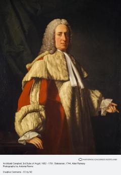Archibald Campbell, 3rd Duke of Argyll