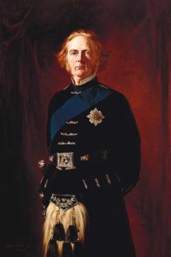 George John Douglas Campbell, 8th Duke of Argyll (S), 1st Duke of Argyll (UK), KG, KT, PC, FRS, FRSE