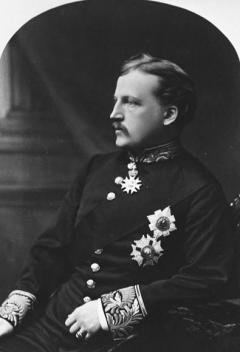 John George Edward Henry Douglas Sutherland Campbell, 9th Duke of Argyll (S), 2nd Duke of Argyll (UK), KG, KT, GCMG, GCVO, VD, PC