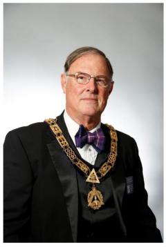 Robert C. St. John Grand Council Royal & Select Master Of Florida Most Illustrious Grand Master 2017-2018