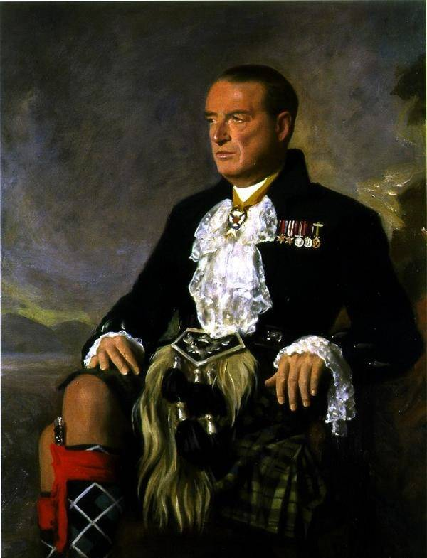 Ian Douglas Campbell, 11th Duke of Argyll (S), 4th Duke of Argyll (UK)