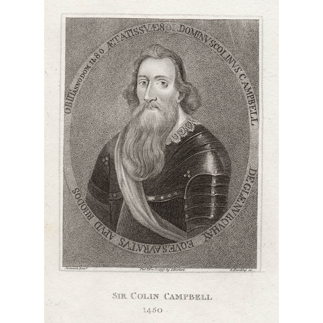 Sir Colin Campbell, 1st Earl of Argyll (d. 1493)